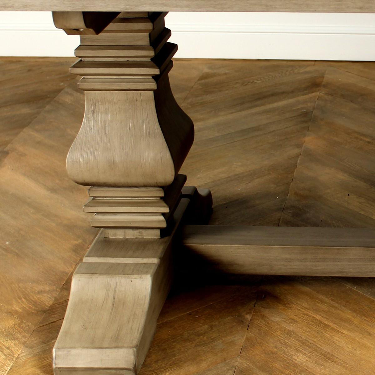 table de salle manger rallonges penelope 10 14 couverts. Black Bedroom Furniture Sets. Home Design Ideas