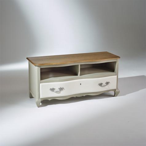 meuble tv plateau ch ne serrena. Black Bedroom Furniture Sets. Home Design Ideas