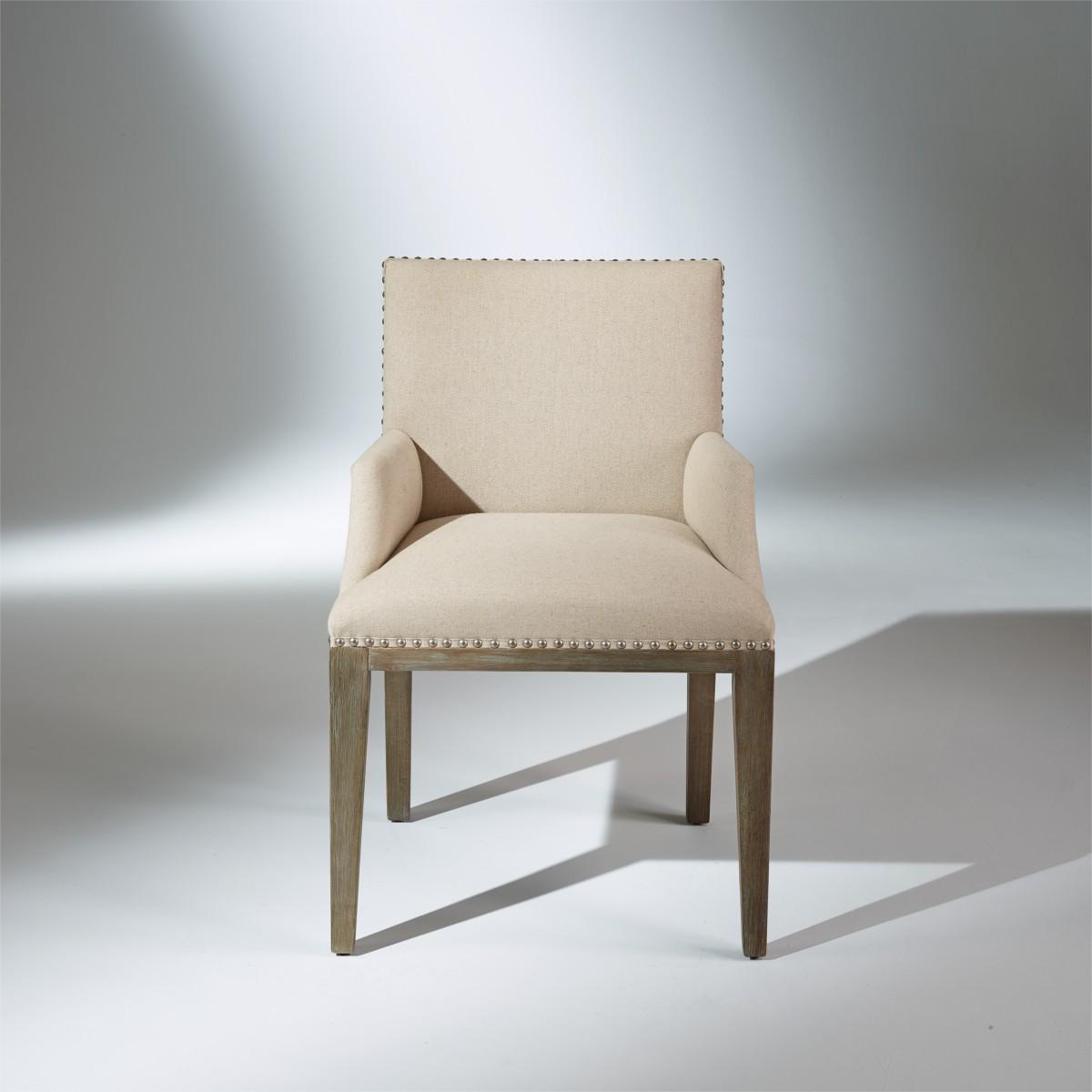 fauteuil de table kenza lin. Black Bedroom Furniture Sets. Home Design Ideas