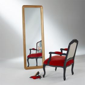 Robin des bois fabricant de meubles de style l 39 l gance la fran aise for Grand miroir sol