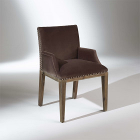 The KENZA Armchair - Velvet