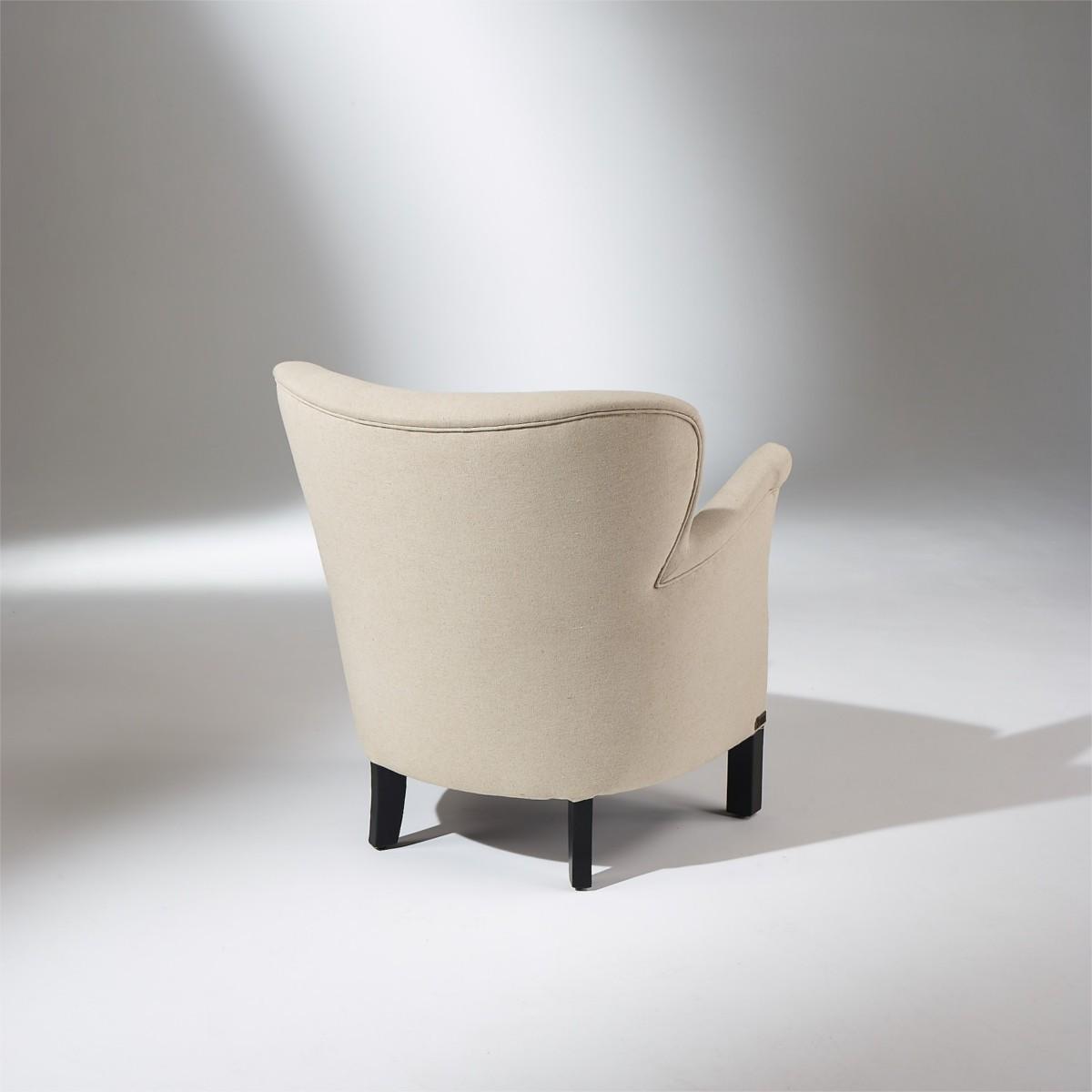 Fauteuil confortable lin max - Fauteuille confortable ...