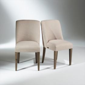 2 Chaises rembourrées ENZO