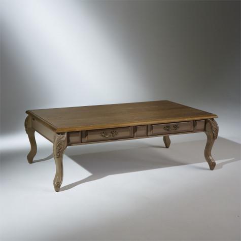 Table basse, chêne, taupe, MARIANNE