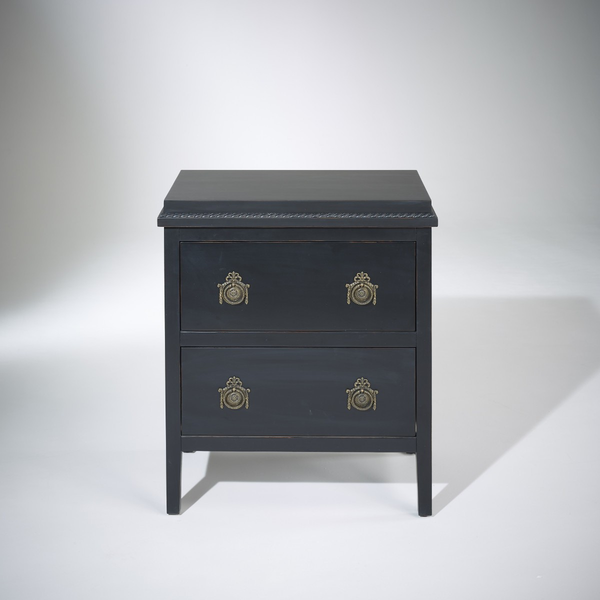commode 2 tiroirs charlotte. Black Bedroom Furniture Sets. Home Design Ideas
