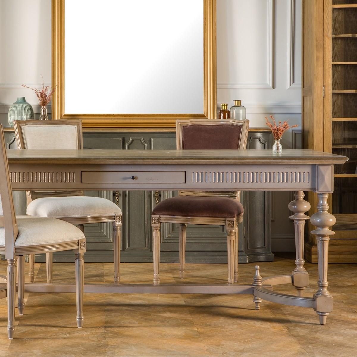 Table 8 couverts : Table de salle à manger Orléans (6 à 8