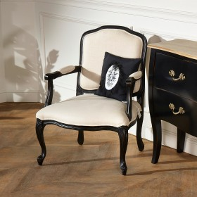 INES French-style Armchair