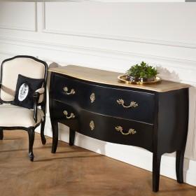 Commode coiffeuse ancienne et meuble coiffeuse robin - Robin des bois meubles ...