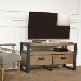 meuble tv en bois et commode tv robin des bois. Black Bedroom Furniture Sets. Home Design Ideas