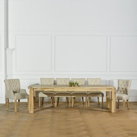 Table Enzo 200+60