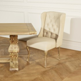 MADISON Fauteuil de table
