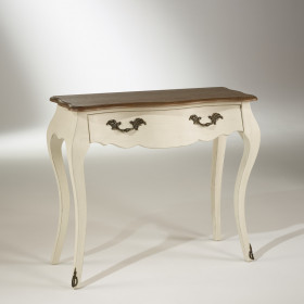The NINON Console Table - Ivory
