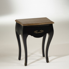 The ALICE Bedside Table - Black