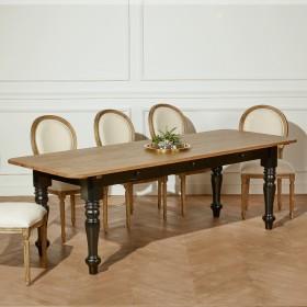 Alexis Table noire