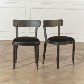 Chaise de table en bois, BELMONT