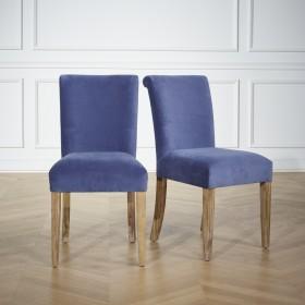 The ALIX Chairs - Velvet