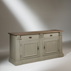 The BAPTISTE Sideboard - Grey