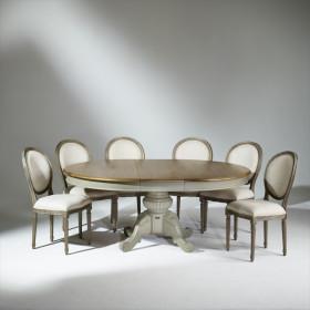 Robin des bois fabricant de meubles de style l for Table de salle a manger 8 couverts