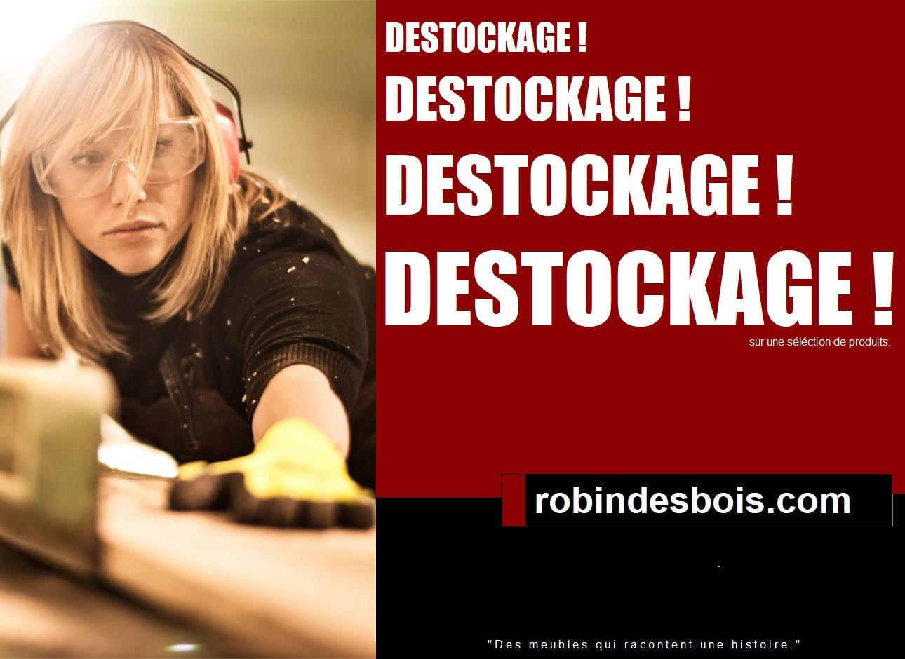 Destockage !