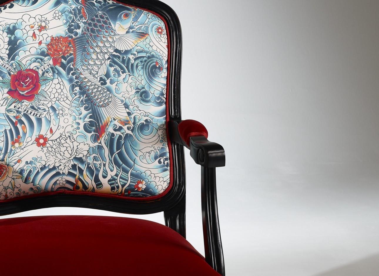 robin des bois fauteuil Dragon
